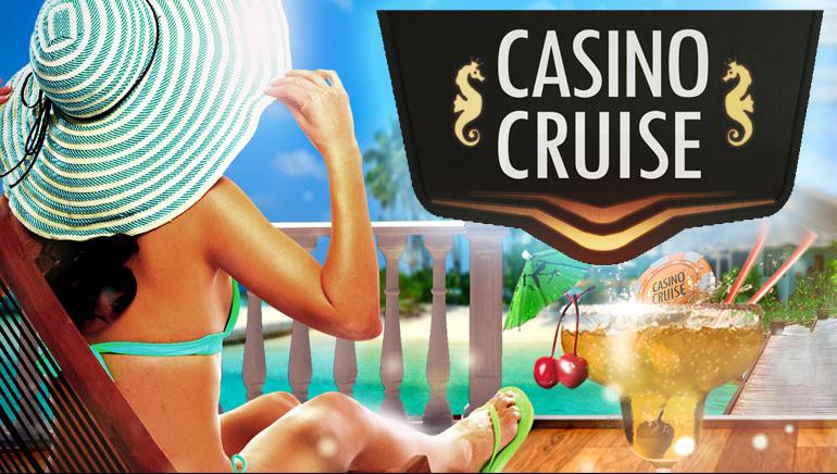 Casino Cruise三月推出9款新老虎機遊戲