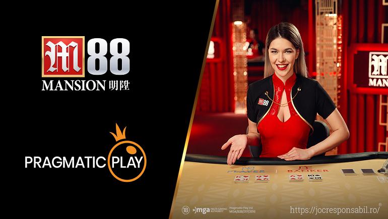 Pragmatic Play不斷增加在亞洲的真人娛樂場產品