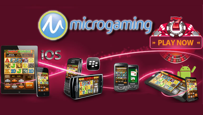 21点加入Microgaming的经销商运动会