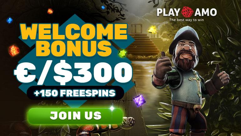 在Playamo Casino盡享數千款網上娛樂場遊戲