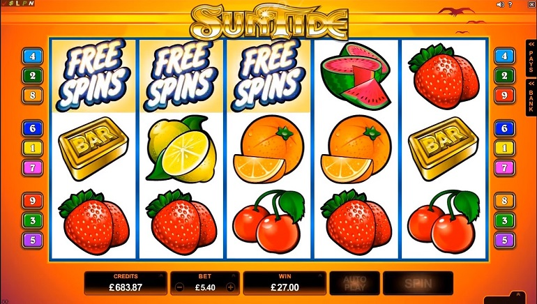 在Golden Riviera Casino暢玩Microgaming新老虎機