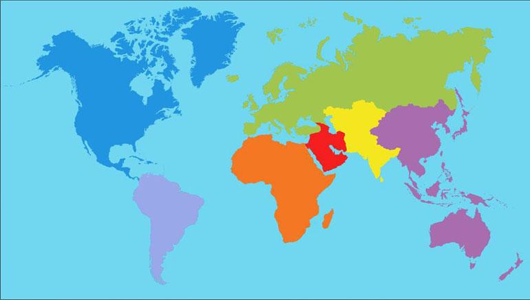 選擇你所在國家或地區